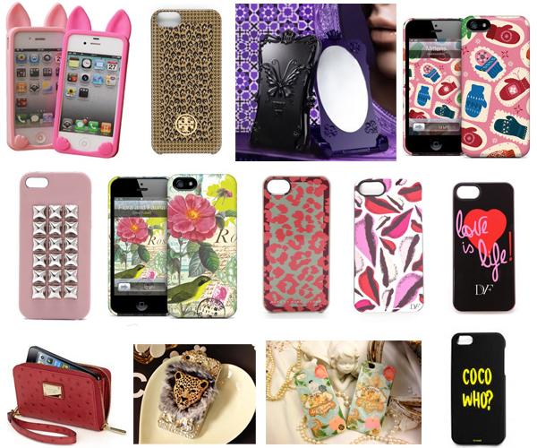 【慾望清單】12款Iphone5手機殻分享,當情人節禮物也不錯