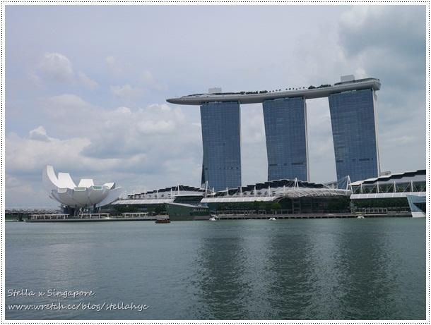 【新加坡】Marina Bay Sands濱海灣金沙酒店,房間+早餐篇