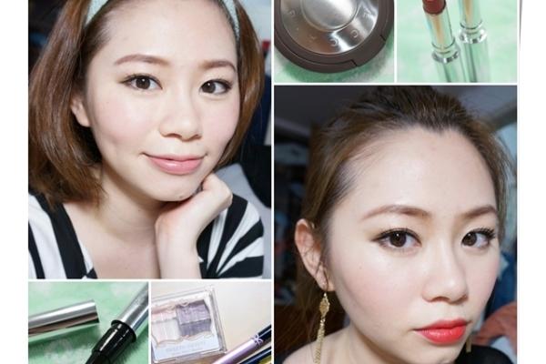 【彩妝】換個唇膏,妝感就不同。百變專業BECCA玩妝容教學