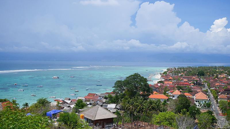 【峇里島】藍夢島Lembongan必去景點推薦:大海的眼淚、跨島大橋、Panorama View