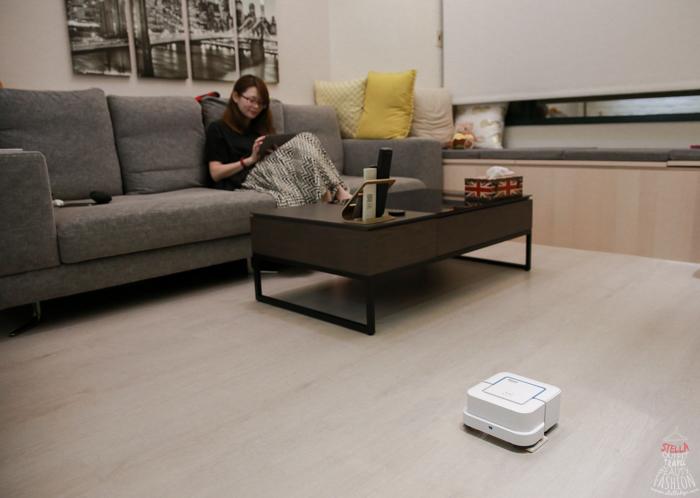 【3C】輕巧時尚小家電,小家庭居家打掃好幫手:iRobot Braava jet 240拖地機器人,