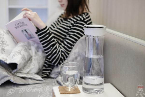 【時尚居家】BRITA fill&serve時尚濾水瓶,德國紅點設計大獎肯定,喝水也有美感