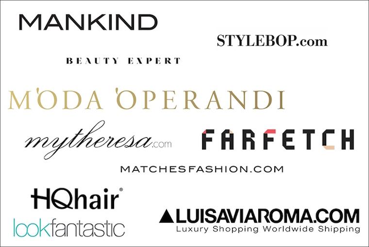 【雙11海外電商折扣碼優惠/推薦清單總整理】Mytheresa、Luisaviaroma、Farfetch、Matchesfashion、Beauty Expert等(持續更新中)