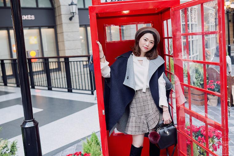 【穿搭】Melody in Wonderland冬季,年末超燒7套穿搭(上)
