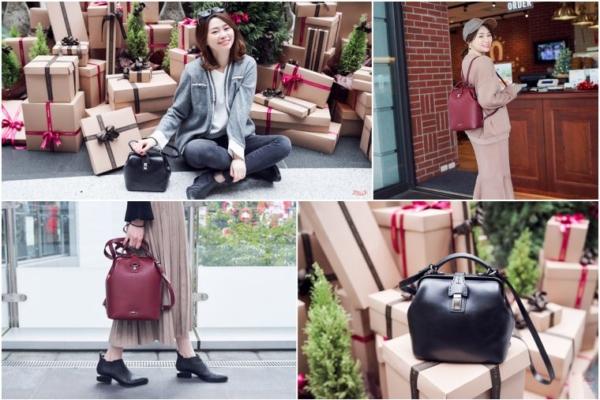 【推薦】HANDOS 台灣設計師品牌包,經典雋永質感,一揹就著迷了!