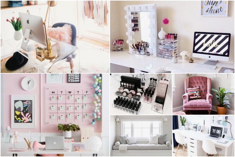 【Home】裝潢靈感⎟工作室書房 Home Office