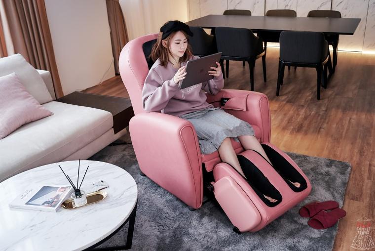 【小資女超值】OSIM 8變小天后Smart Sofa,一張沙發有8種變化,坐起來超舒爽~