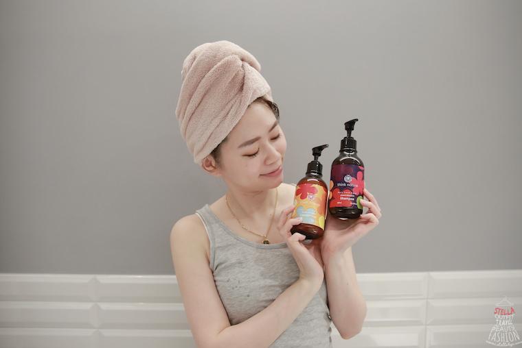 【超夯】韓國賣到缺貨的Think Nature享自然 植萃精油健髮系列,洗完清爽又蓬鬆!