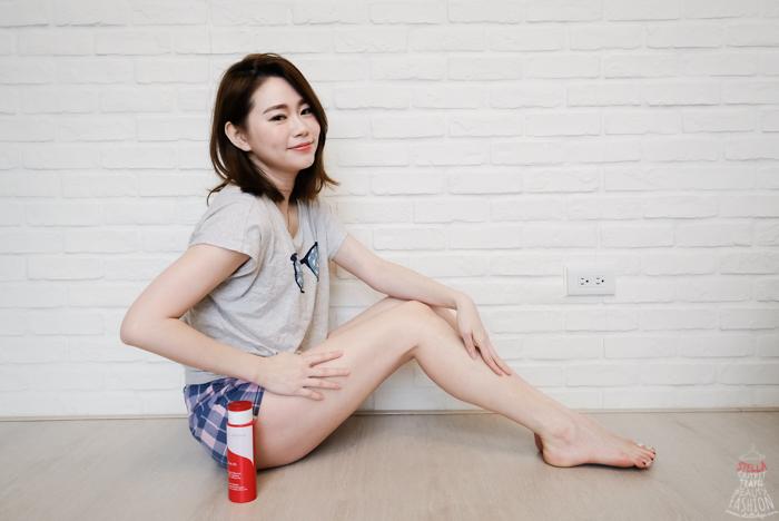 【Body】美體專屬健身教練:第七代克蘭詩「紅魔超S勻體精華」+美腿按摩操,輕鬆擁有S曲線!!