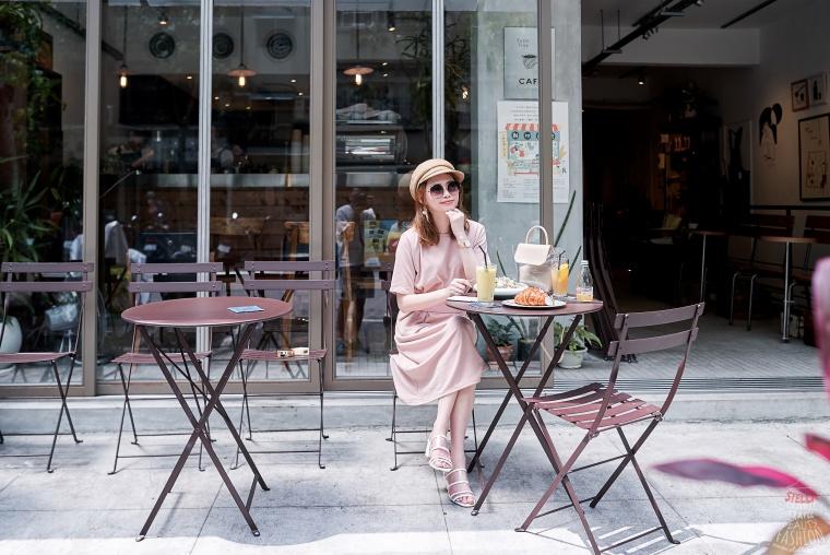 【穿搭】2018艾蜜韓貨五月號。美翻天的夏季洋裝通通都想包色啊!