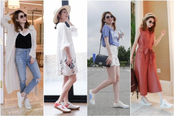 【鞋】Royal Elastics懶人鞋大轉變,超時尚精品等級無鞋帶球鞋,好看又好穿啊!