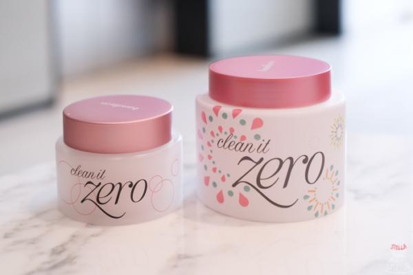 【卸妝霜推薦】Banila Co. Zero零感肌瞬卸凝霜,超夯熱賣,連韓星也愛用的卸妝膏手