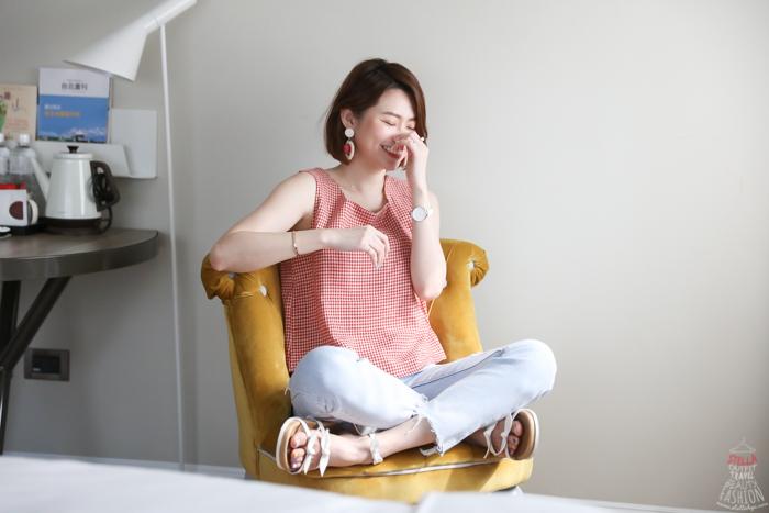 【穿搭】韓貨艾蜜7月號,夏日的美好質感生活x5套