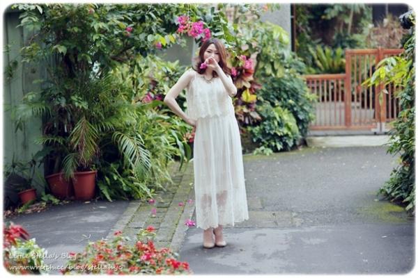 【穿搭】正韓。Aimee April,春夏夢幻女神的繽紛微醺
