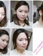 【Hair】小鯊魚夾1分鐘搞定,5款中長髮超簡單春夏感編髮教學-Part2