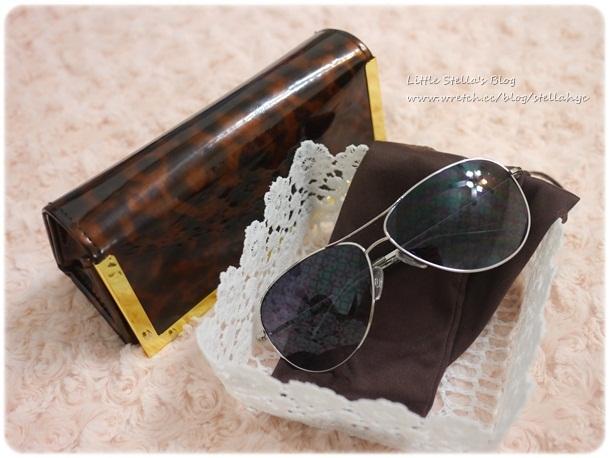 【血拼】新購入的Tory Burch太陽眼鏡,好看價格又可愛!