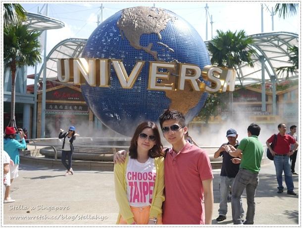 【新加坡】Day2~Universal Studio Singapore(環球影城)+CUT餐廳