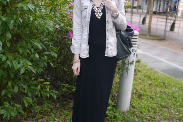 【Daily Outfits】Feb. 2013,有點早春氛圍囉~