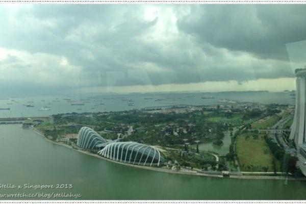 【新加坡】Day1~Singapore flyer+珍寶Pepper crab