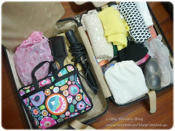 【分享】新加坡4天3夜,行李打包小祕技(去東南亞國家玩也可參考)