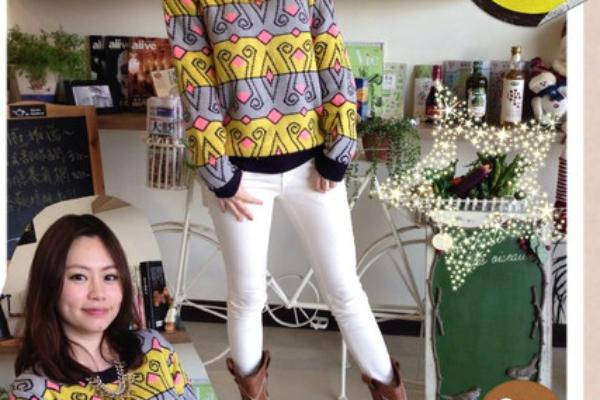 【Daily Outfits】Jan. 2013,新單元,每月私服穿搭總集合分享