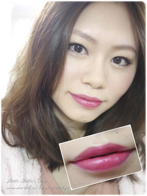 【試用+教學】雅詩蘭黛四步驟,鮮艷唇妝技巧教學