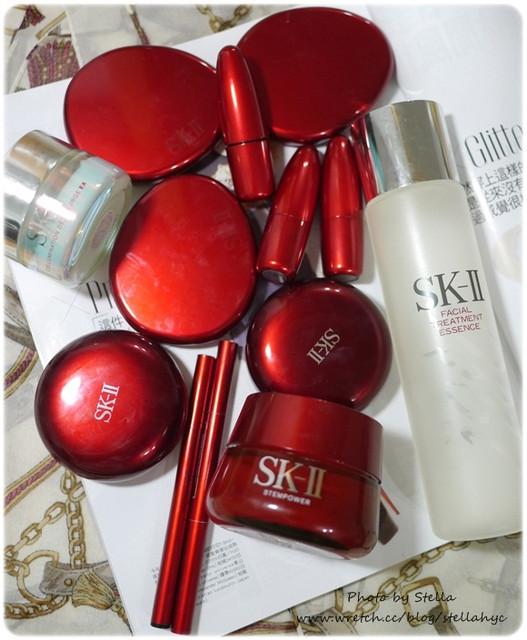 【週年慶】SK-II控,從保養到彩妝都愛SK-II,愛用品分享
