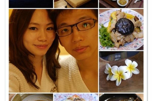 【新竹】隱身峇里島般祕境,6星集Villa Spa-SPA+早晚餐篇