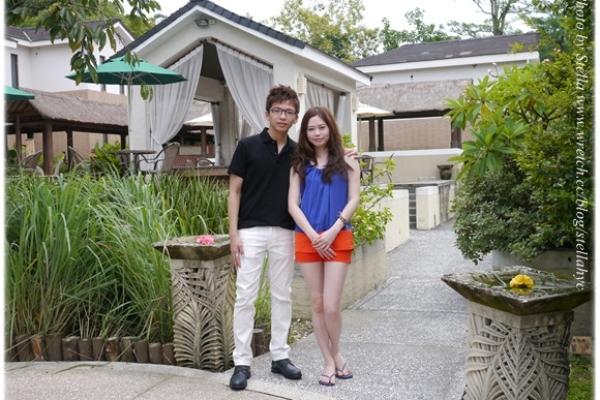 【新竹】隱身峇里島般祕境,6星集Villa Spa-環境+住宿篇