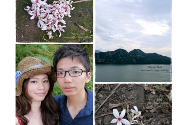 【大溪】十一指古道賞桐花&湖畔咖啡半日遊