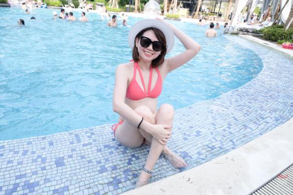 【泳衣推薦】WAVE SHINE Bikini平價版美波神器,無鋼圈也能讓小胸女超集中UP的比基尼