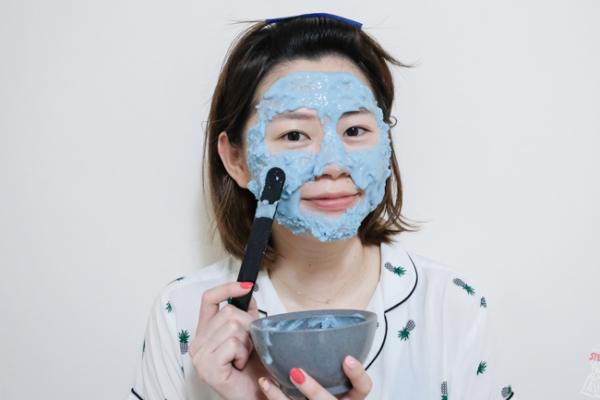 【面膜推薦】ERNO LASZLO冰白面膜/藍藻緊緻雙膜,敷完肌膚超細緻有感~居家SPA頂級保養