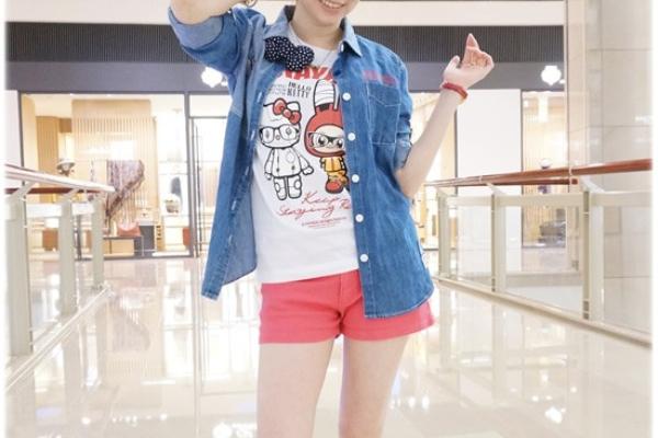 【穿搭】STAYREAL x Hello Kitty微甜女孩美國夢5套穿搭,女孩們尖叫吧~