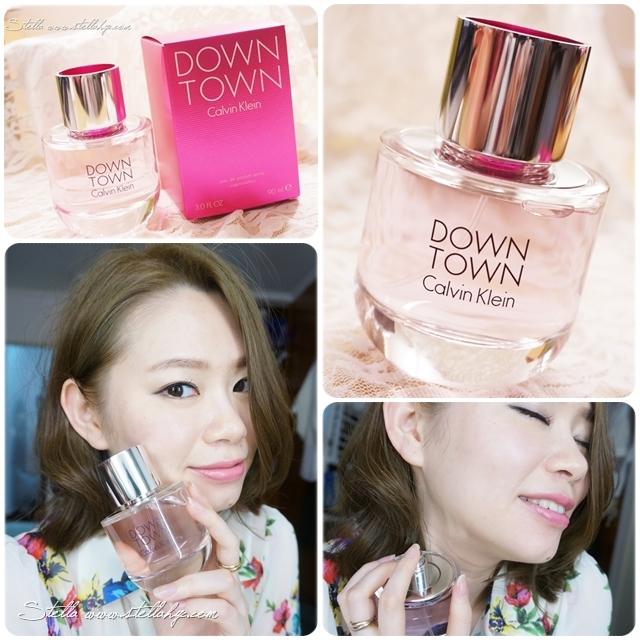 【香氛】所有女人夢寐以求的香調,Calvin Klein DOWNTOWN真我都會女性淡香精