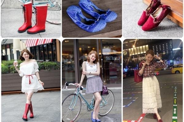 【鞋兒】一起到Shoe Plus逛逛,三雙美鞋新入手(紅雨靴也在這喲)