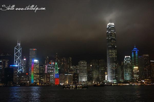 【香港】佐敦站澳洲牛奶公司、星光大道看中環夜景