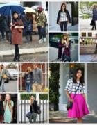 【Daily Outfit Recap】Oct.,入手好多漂亮大衣了~
