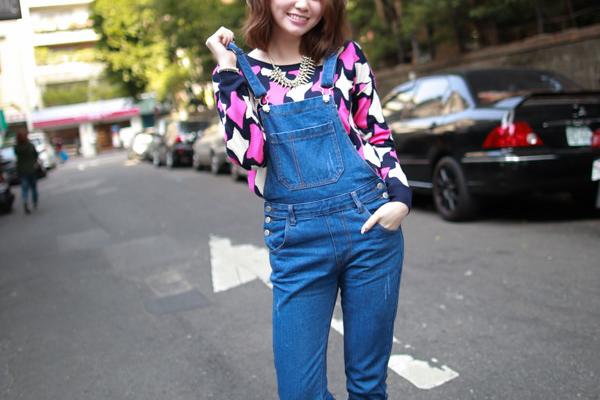 【穿搭】韓貨。Lulu C.,美好年代裡的平價歐美感6套穿搭