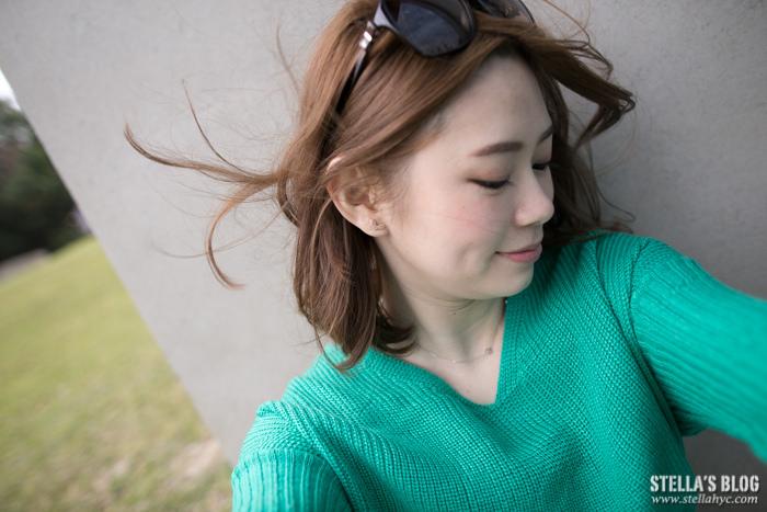 """【Hair】新染的髮色,沒想到""""純咖啡色""""如此美,超喜歡♥"""