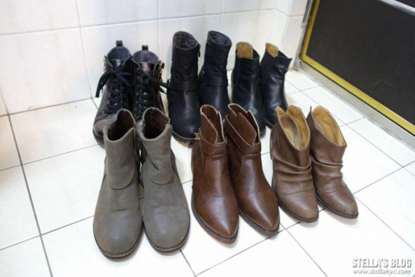 【特輯】近期大家狂問的6雙短靴
