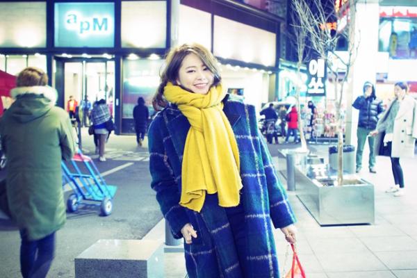 【韓國】首爾。寒冷的冬日零下該怎麼穿?