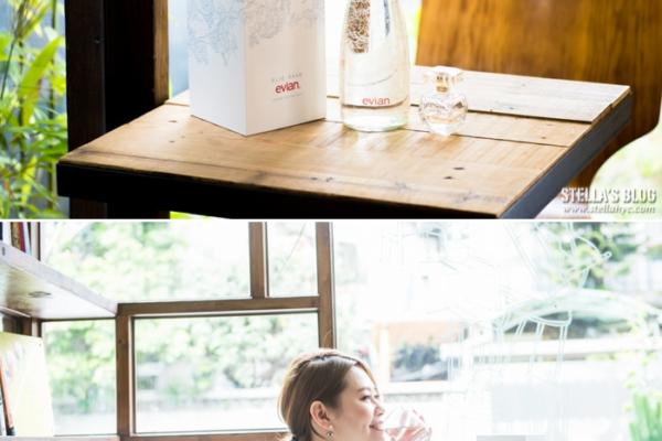 【時尚特蒐】2014 evian x ELIE SAAB限量紀念瓶,一起感受珍貴高雅白色蕾絲的純淨幸福