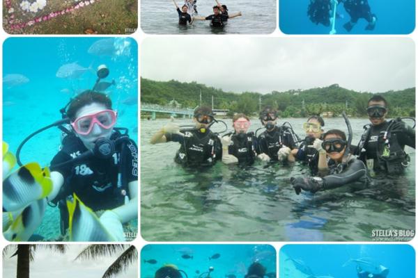【關島】旱鴨子也能在水底悠游,超好玩的水肺潛水初體驗-JNS DIVERS GUAM(中文講解)