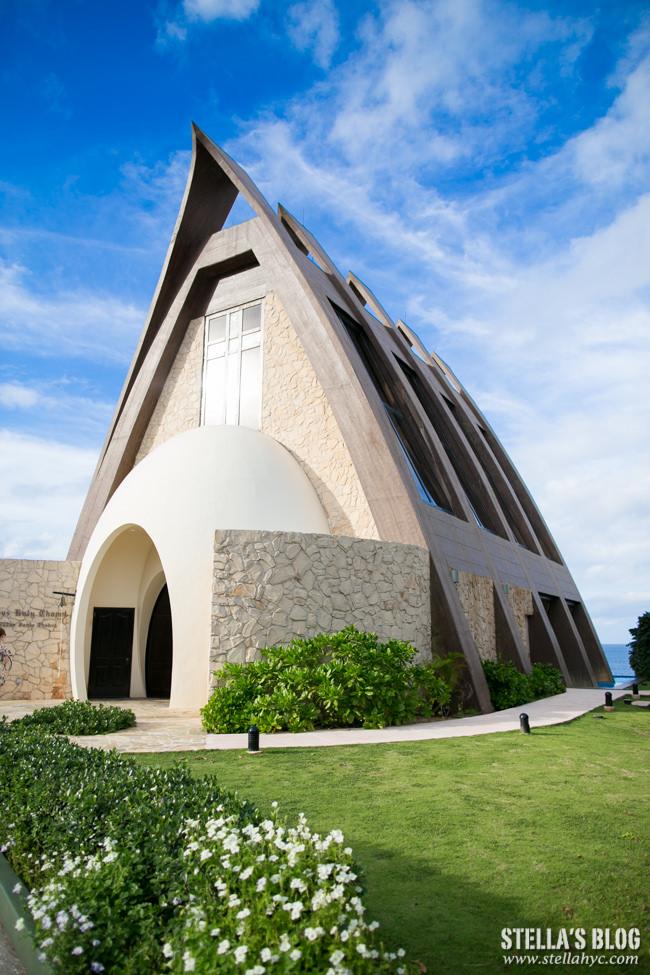 【關島】華德培夢幻婚禮蛋形教堂-St. Probus Holy Chapel聖普羅帕斯教堂