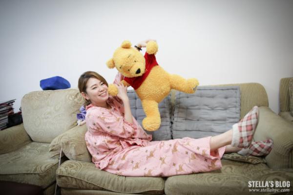 【家居戰利品】新買的2套韓國居家睡衣分享