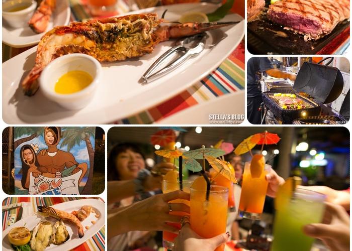 【關島】超值美味燒烤Core BBQ Garden & Bar,還有查莫洛舞蹈秀喲