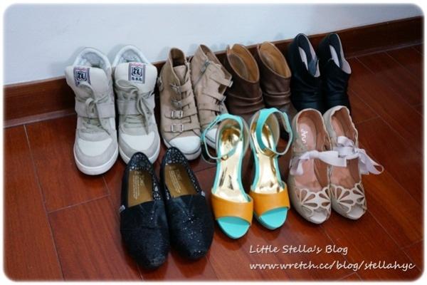 【血拼】好多女孩詢問的新入手7雙鞋子分享