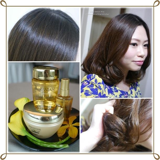 【邀約】巴黎卡詩金緻柔馭系列,頭髮也要享受頂級訂製的奢華感