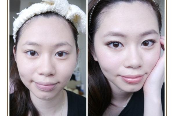 ♥妝容♥簡單化身上質光美人,SKII COLOR彩妝也有Pitera(餐敘+妝容教學)