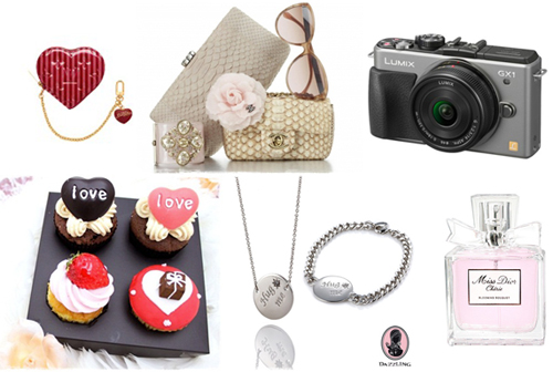 ♥情人節特輯♥私心放火燒妳們,這些都是我想要的禮物清單XD